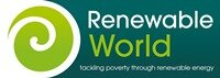 Renewable World Logo